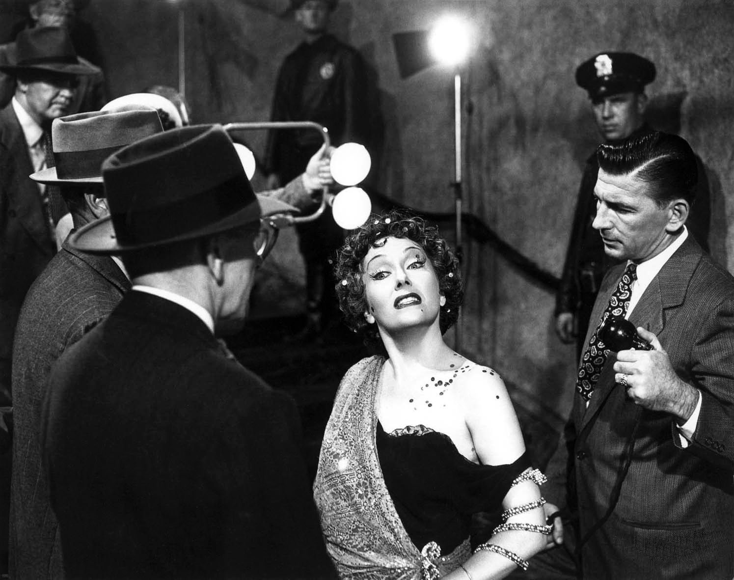 Gloria Swanson, Sunset Boulevard... I'm ready for my close