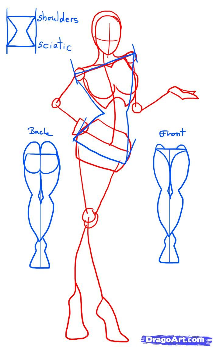 how-to-draw-female-figures-female-figures-step-1_1_000000066499_5 ...