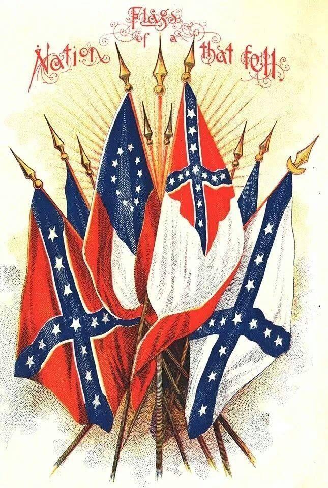 Confederate Flags Civil War Artwork Civil War Flags Civil War Art