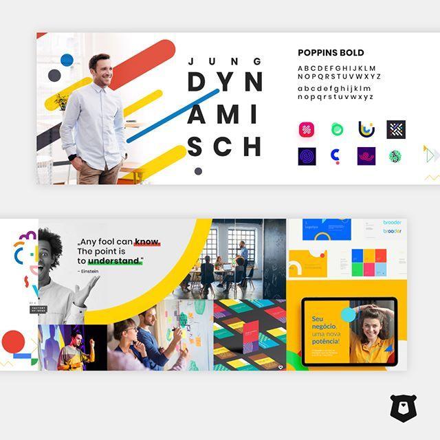 """Stylescape Graphic Design: Wir Sind Bärenstark Auf Instagram: """"Stylescape Moodboard 2"""