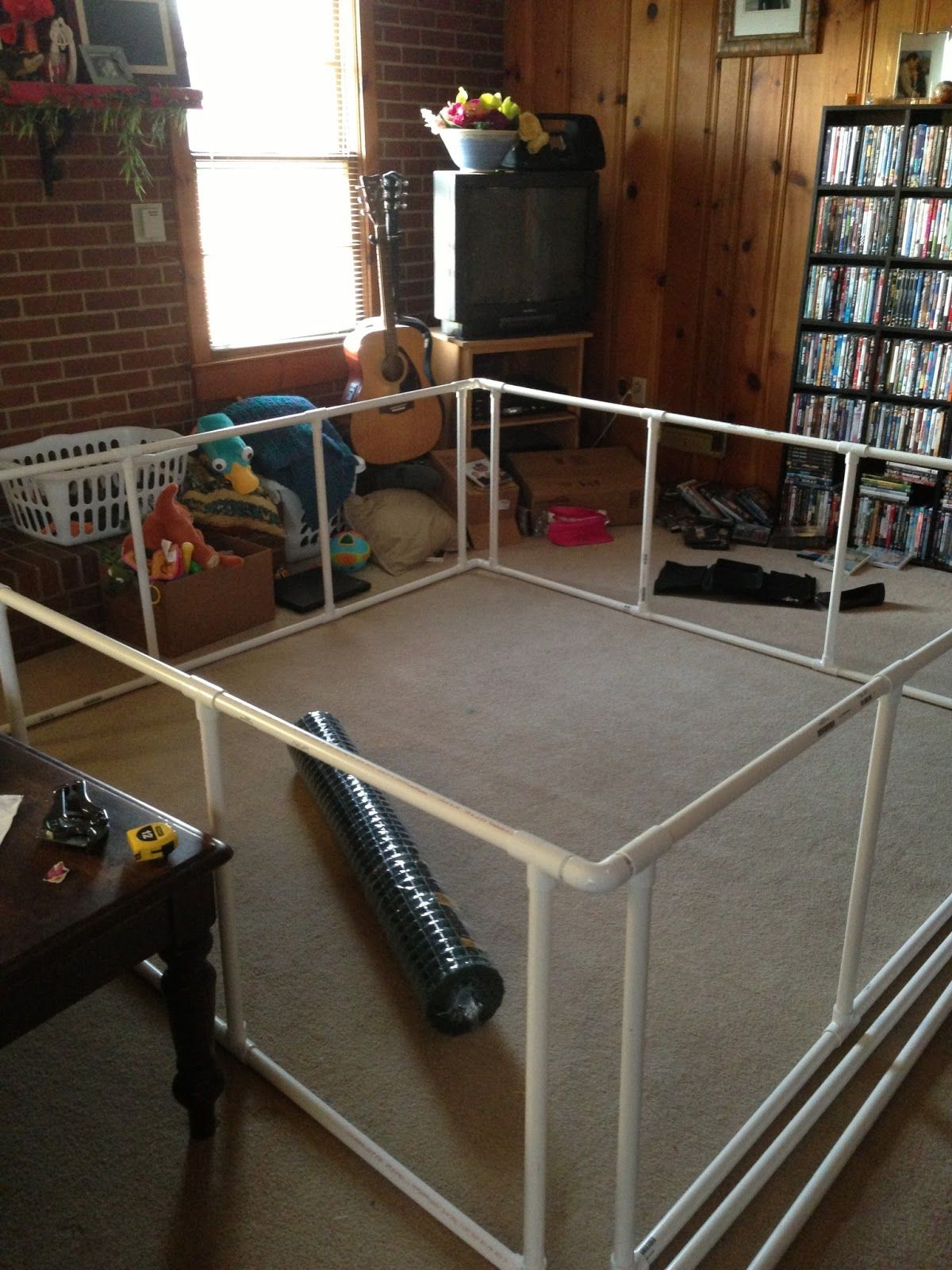 A Day In The Life Of Me Diy Expandable Baby Pen Things