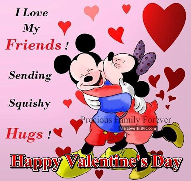 Disney Valentine\'s Day Quote For Friends | Food | Pinterest ...