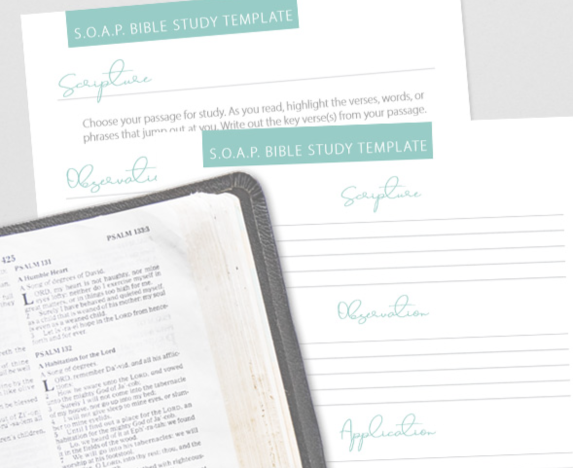 Verse Mapping For Beginners How To Unlock The Scriptures