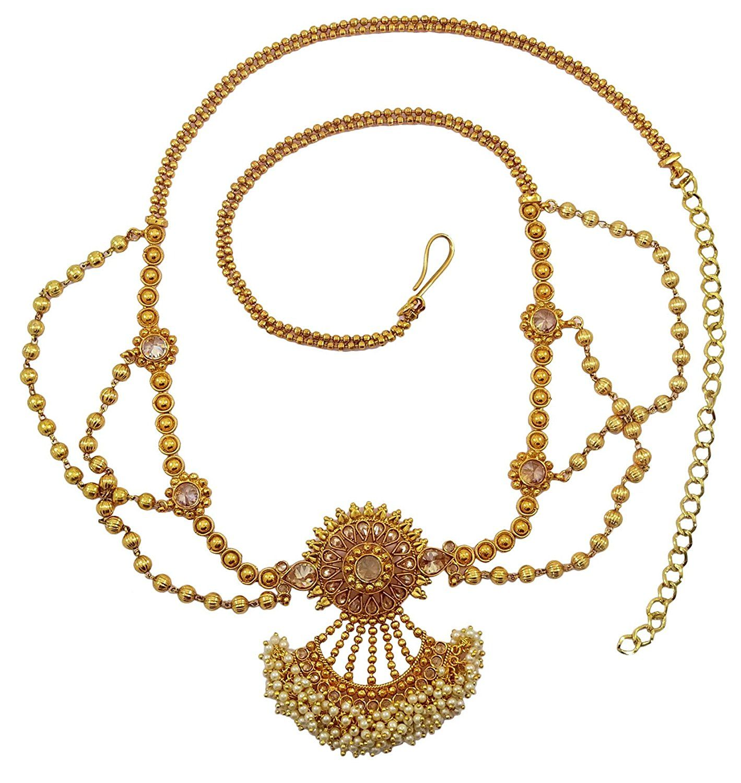 Banithani Bollywood Ethnic Goldtone Kamar Bandh Party Wear Traditional Jewellery Gift For Her 4RZ1u4