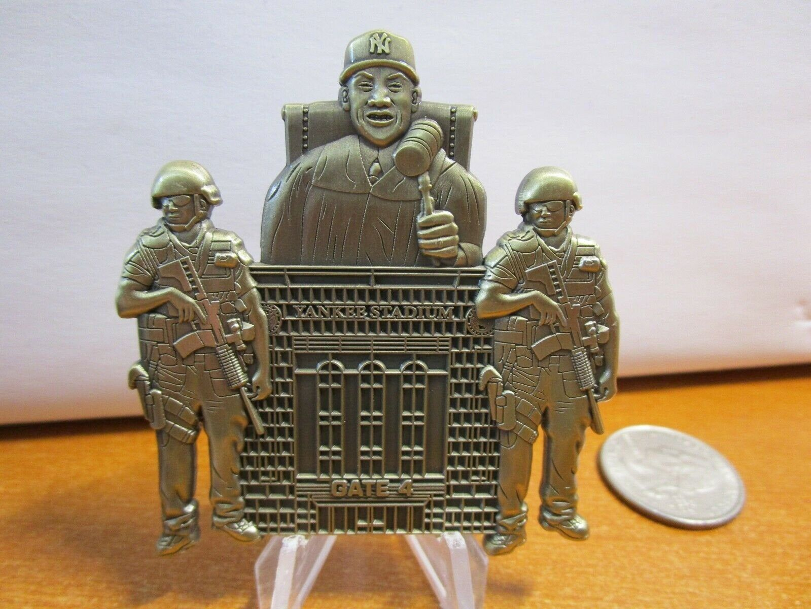 Pin On New York Yankees Challenge Coins