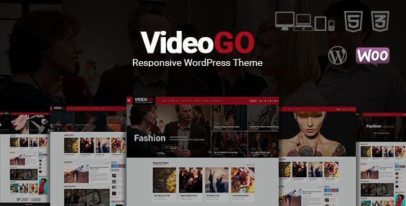 VideoGo - Video Responsive WordPress Theme | Wordpress, Template and ...