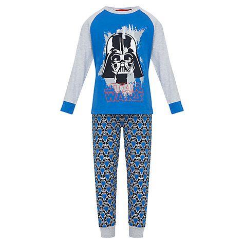 Buy John Lewis Boy Star Wars Darth Vader Pyjamas Online at johnlewis.com