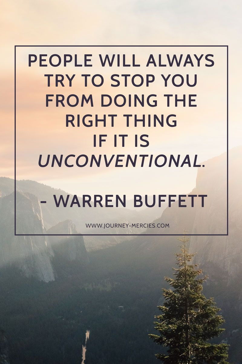 Finance Quotes People Will Always Try To Stop You From Doing The Right Thing If