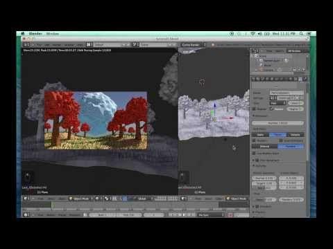 Blender Low Poly Tutorial - YouTube | Low Poly Modeling | Blender
