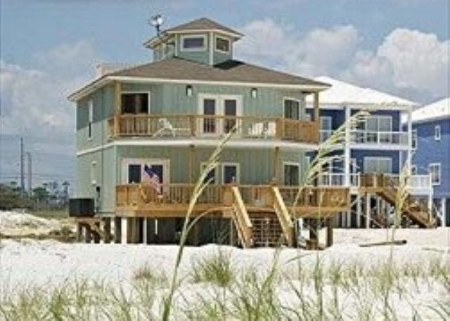 Outstanding Halekai Ii Beach Front Vacation Rental Home In Gulf Shores Download Free Architecture Designs Licukmadebymaigaardcom