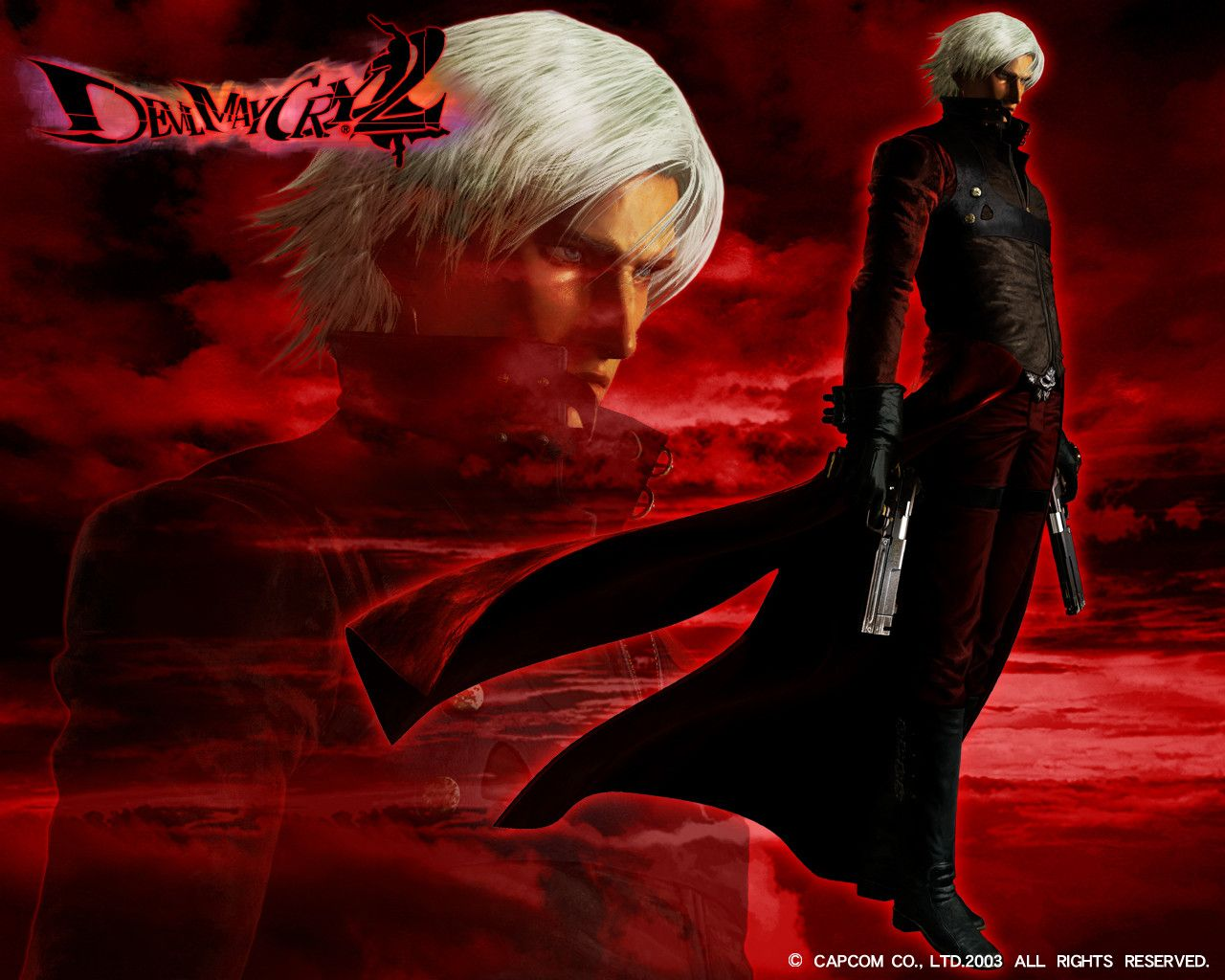 Dante from devil may cry will down in history as one of my dante devil may cry 2 wallpaper dante wallpaper voltagebd Gallery