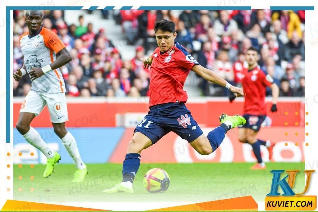 Nhận định soi kèo bóng đá Lille vs Montpellier 02h45 ngày