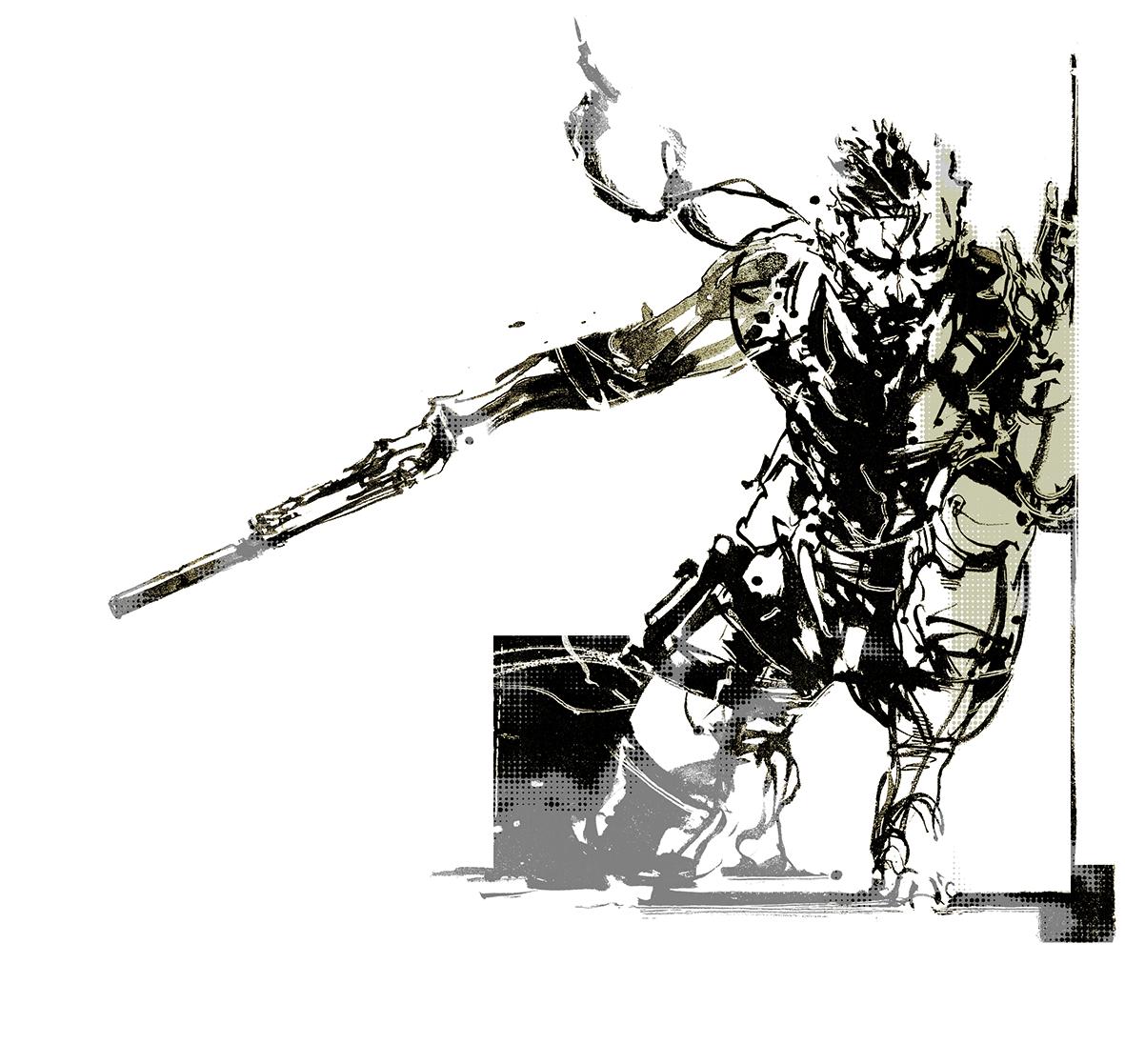 Yoji Shinkawa Art Part 1 Of Many Metalgearsolid Mgs Mgsv Metalgear Konami Cosplay Ps4 Game Mgsvtpp Metal Gear Metal Gear Rising Metal Gear Series