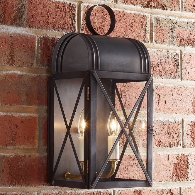 Arched Jailer Outdoor Wall Light Outdoor Walls Outdoor Wall