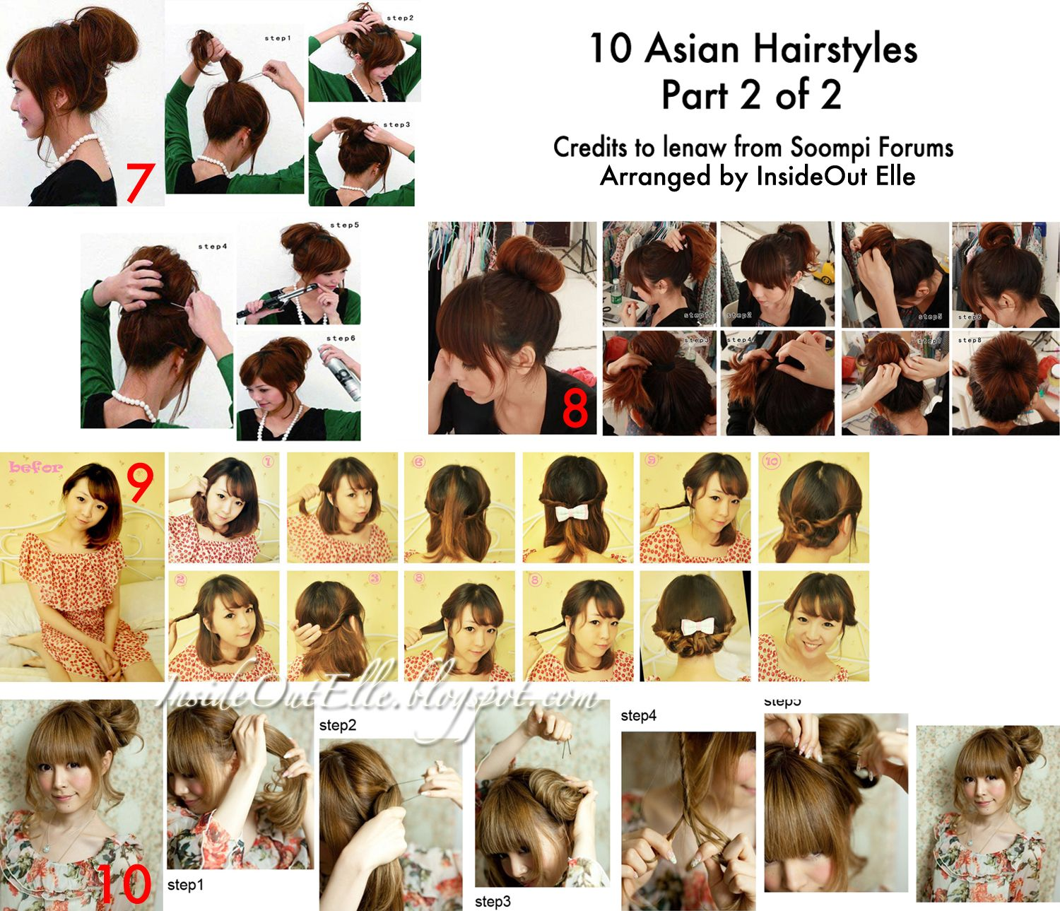 more hairstyles | Asian hair, Hair styles, Korean hairstyle