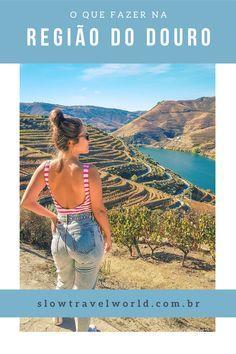 O Douro é a região onde o Vinho do Porto é produzido, entretanto, além de vinhos, a região oferece paisagens de tirar o fôlego. Eu recomendo muito que inclua a Região do Douro em sua viagem para Portugal, você não irá se arrepender. Portanto, confira aqui um roteiro pela região vinhateira do Douro. #dourovalleyportugal #douroportugal #vinhodoporto #portugal #portoportugal