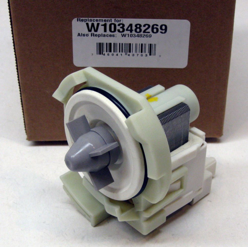 Details about kenmore dishwasher drain pump for