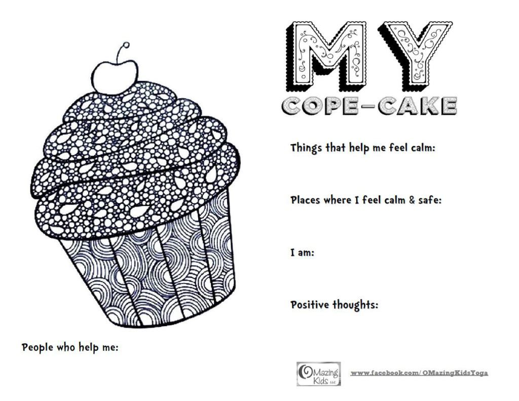 My Cope Cake Free Printable From
