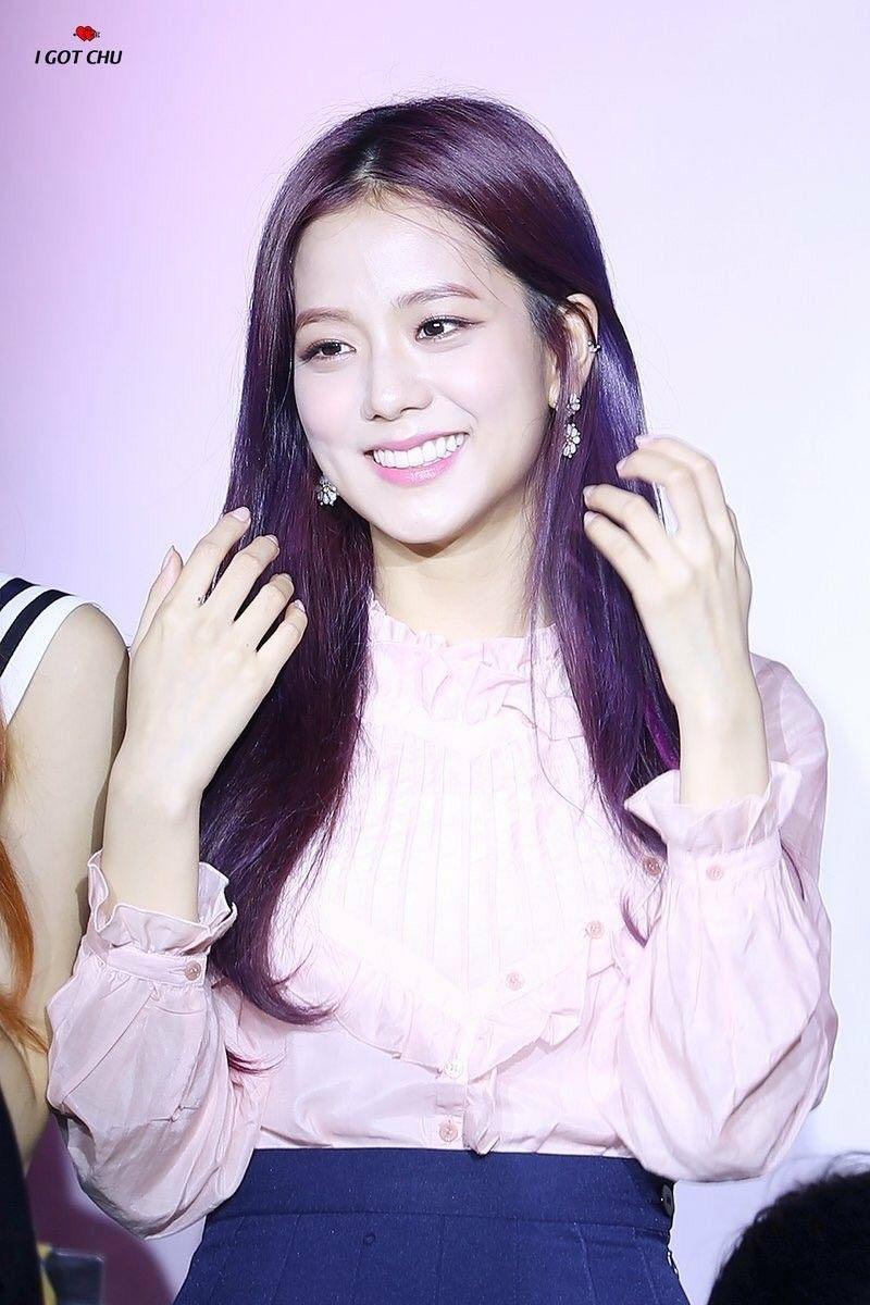 BLACKPINK Ice Cream Event Jisoo trong 2020 Nữ thần, Công