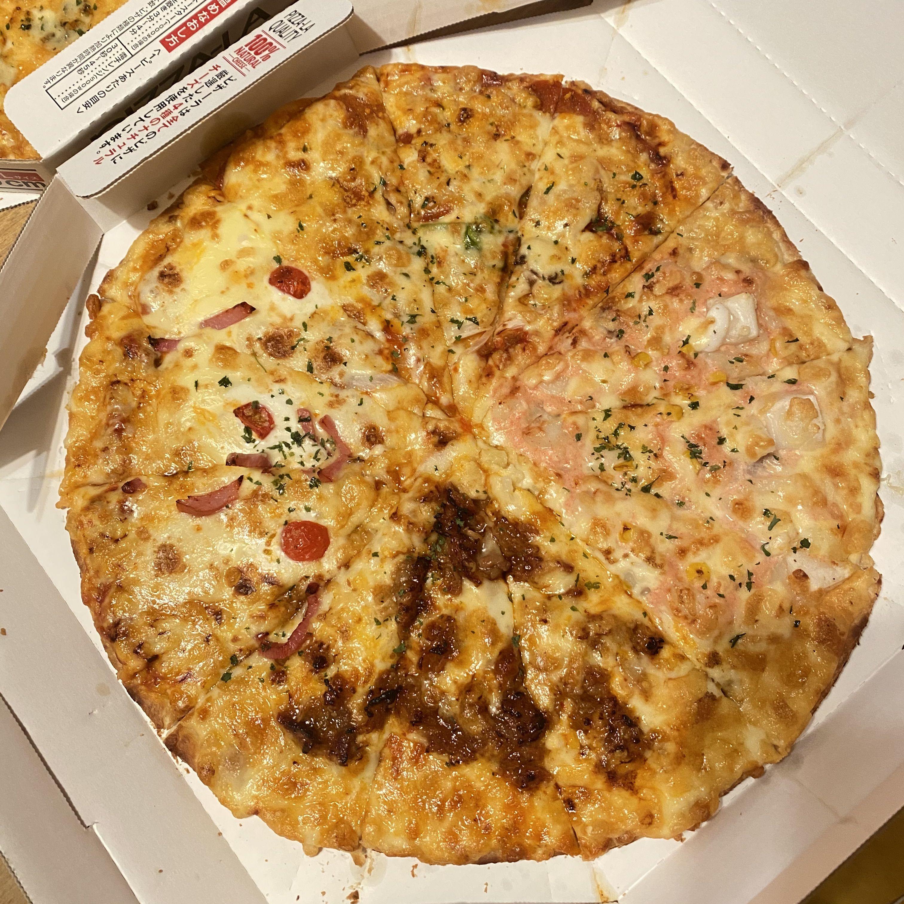 ピザーラ エビマヨ 間もなく登場!ピザーラの夏といえばエビマヨ!! 大好評『桜海老のシーフードピザ』春の食べ納め