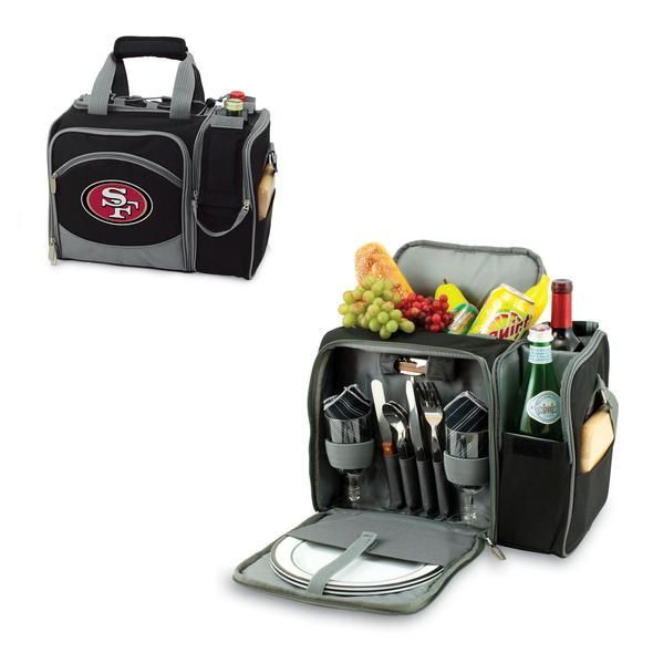 NFL Picnic Kit...ok, I want this without the logo