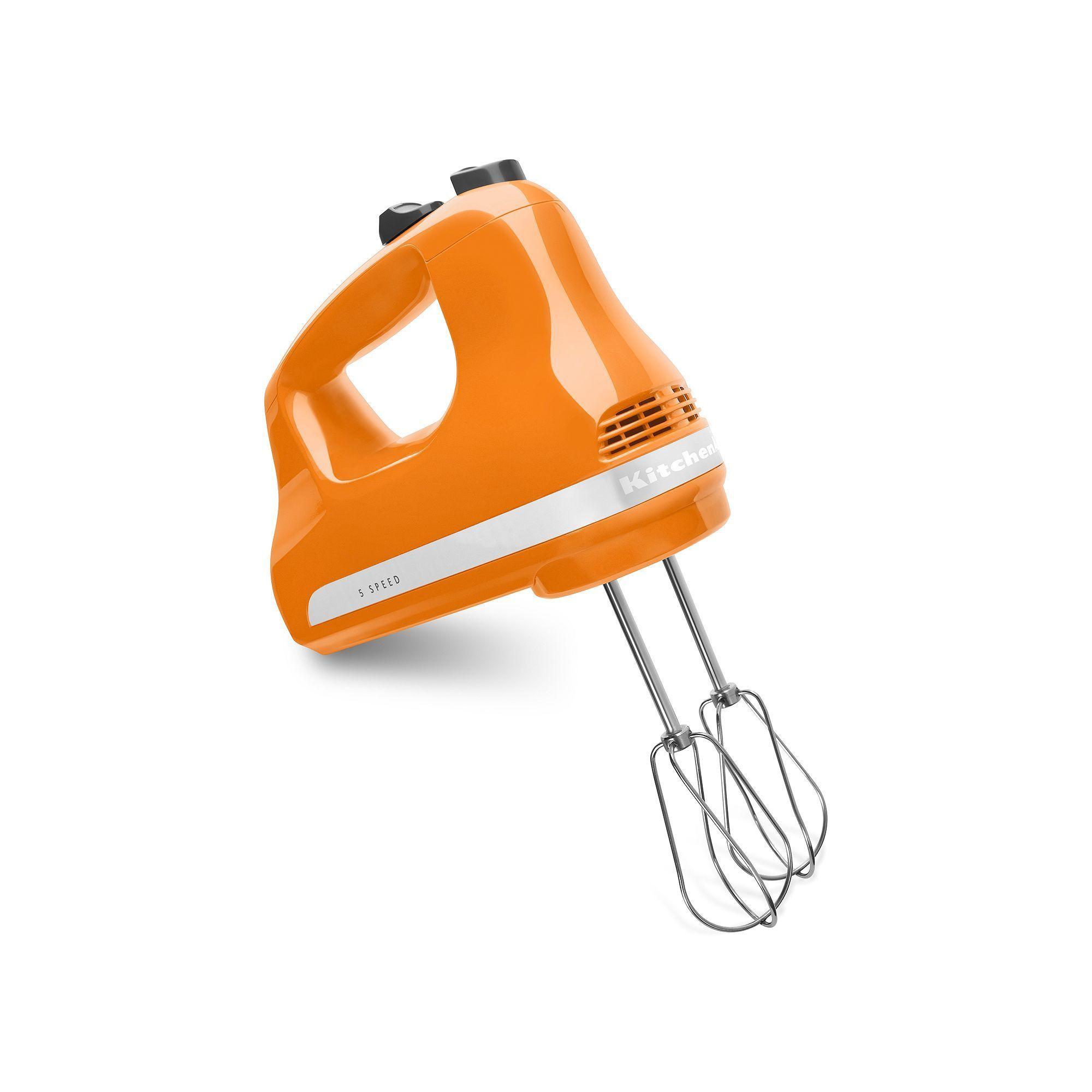 Kitchenaid khm512 5speed ultra power hand mixer hand