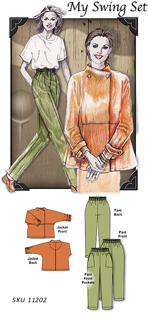 Pattern \'My Swing Set\' ( SKU: PT-011202 ) | Fashion and Design ...