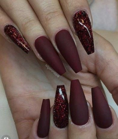 short nail designs in 2020  solid color nails bridal nails