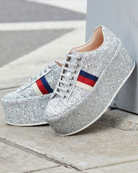 Gucci peggy platform sneaker | Sneakers
