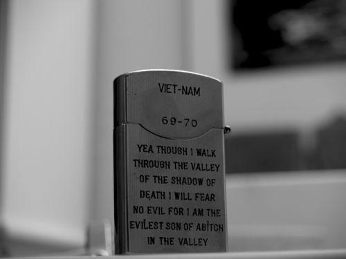 Vietnam Zippo Vietnam Vietnam War Zippo Lighter