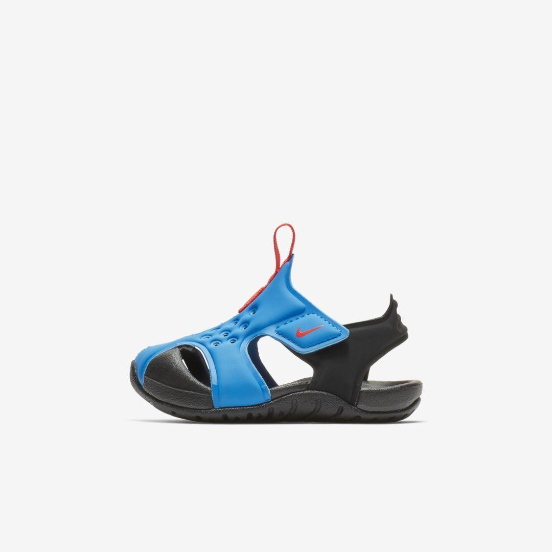 Nike Sunray Protect 2 Baby/Toddler Sandal (Photo Blue)   Toddler ...
