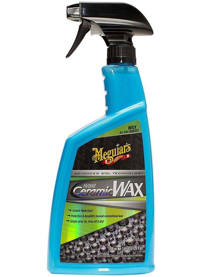 راكان المطيري Jul 14 2020 At 1 10 Pm بخاخ نانو من شركة ميقوايرز Meguiars Hybrid Ceramix Wax حماية الى 6 اشهر لا يو Cleaning Supplies Spray Bottle Cleaning