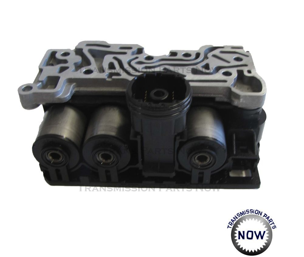 5r55s 5r55w Ford Explore Transmission Solenoid Pack Updated Reman E40d Wiring Harness Testing Tested R46420b Transpartsnow