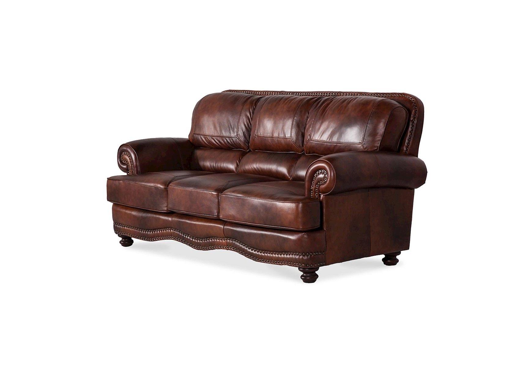 Lacks Cowboy Leather Sofa