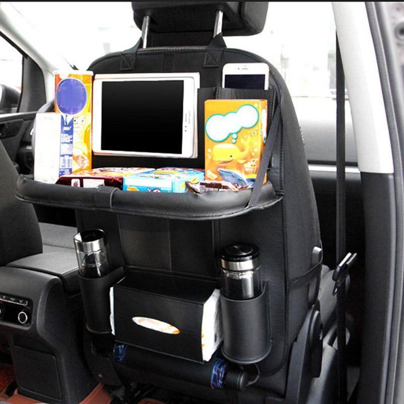 Kids Car Organizer Stroller Travel Bag