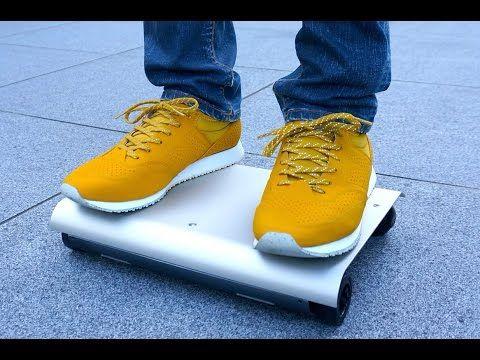 Een Japans Bedrijft Lanceert Een Product Dat REVOLUTIONAIR Kan Zijn Op Het Gebied Van Mobiliteit... - BekijkDezeVideo.nl