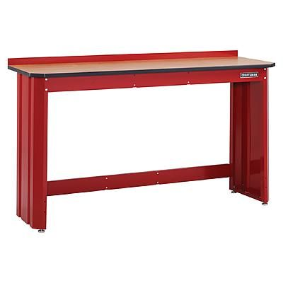 Craftsman 6 Ft Workbench Work Tough With Sears Craftsman Tools Home Interior Design Home