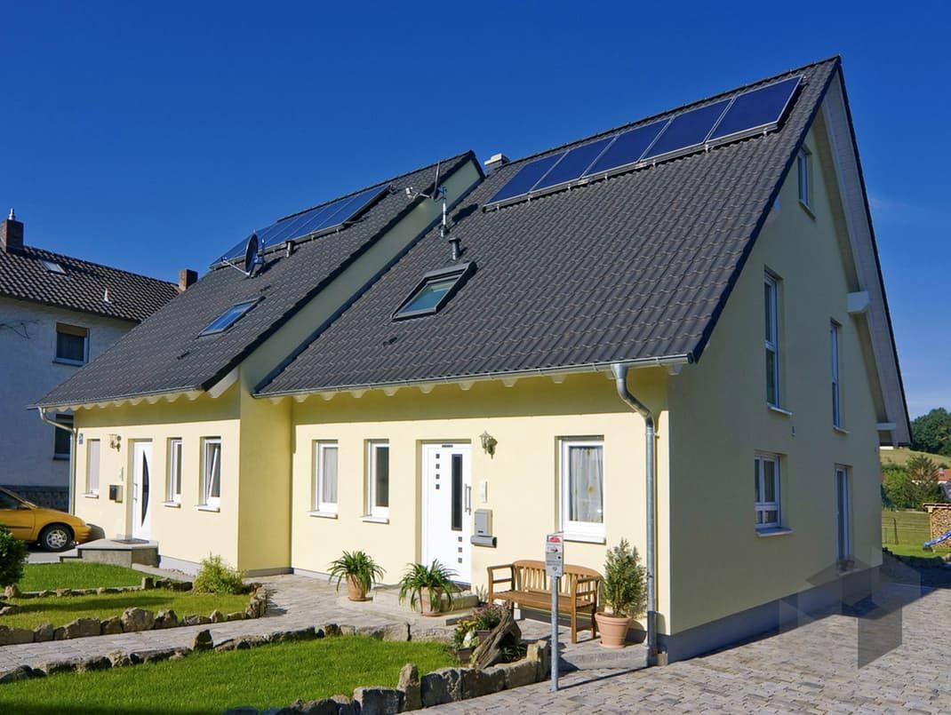 Pin auf Doppelhäuser & Zweifamilienhäuser Ideen