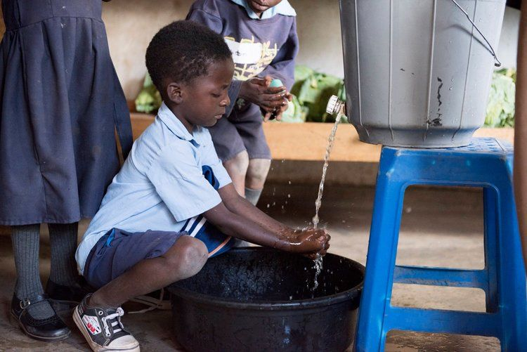 Addressing the global water crisis through social