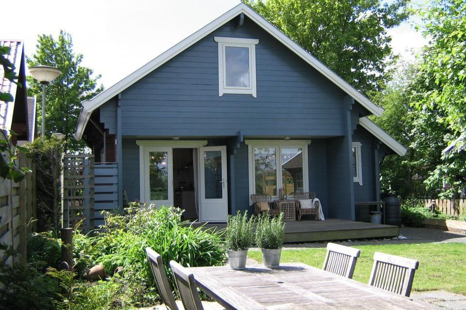 Ferienhaus Blue Finnhouse Schoorldam