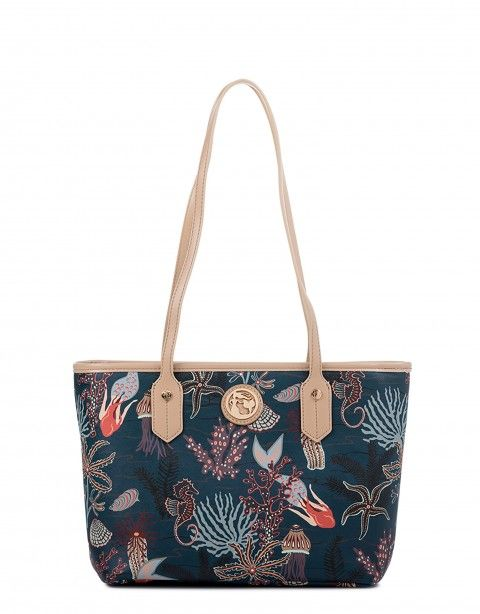 Mystic Mermaid Medium Tote Oh So Witty By Spartina 449 98 00