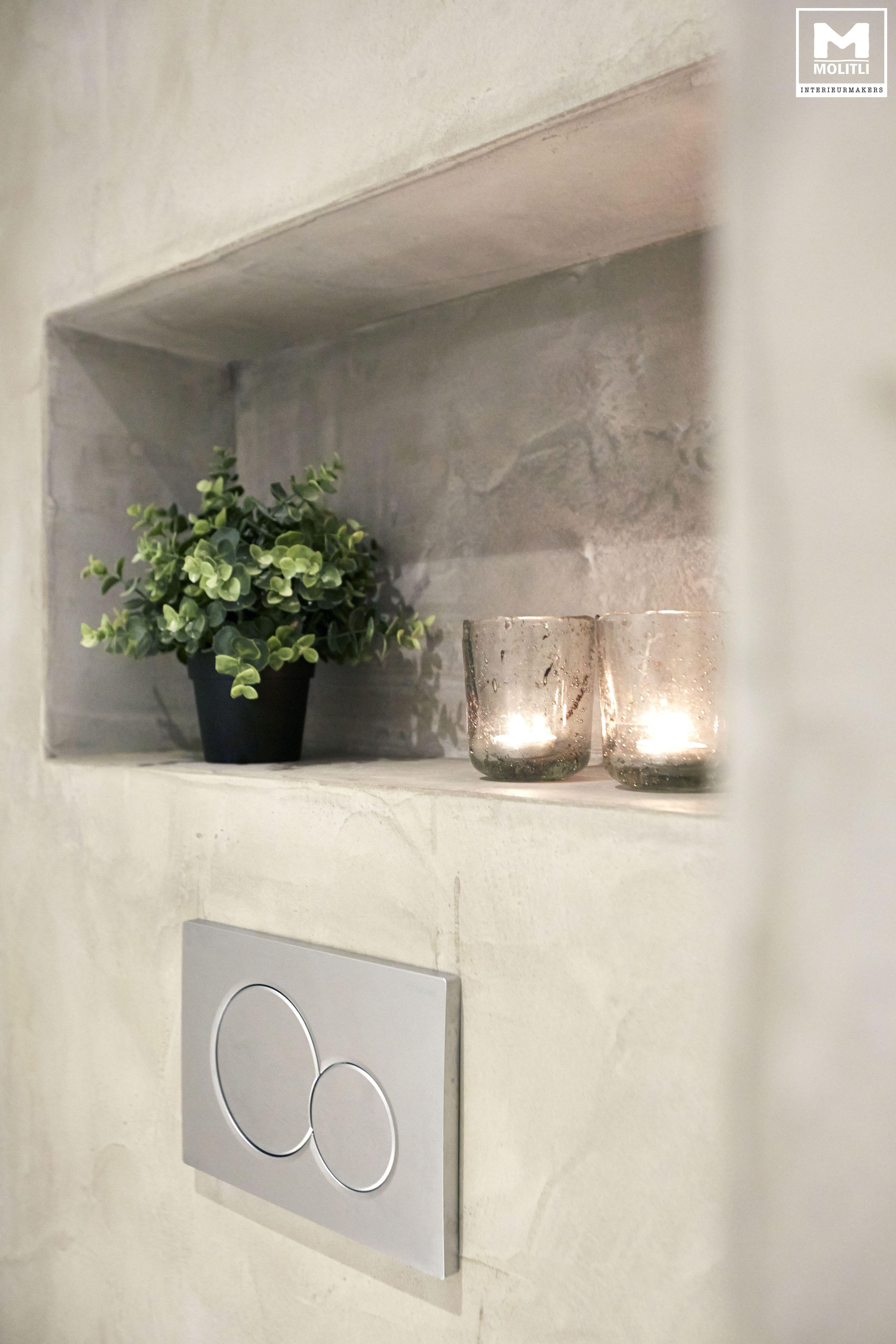 badkamer betonstuc badkamer pinterest toilet and house