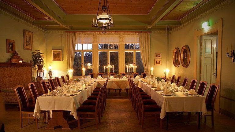 Koivumäen kartano, kahvila, ravintola - Kuopio