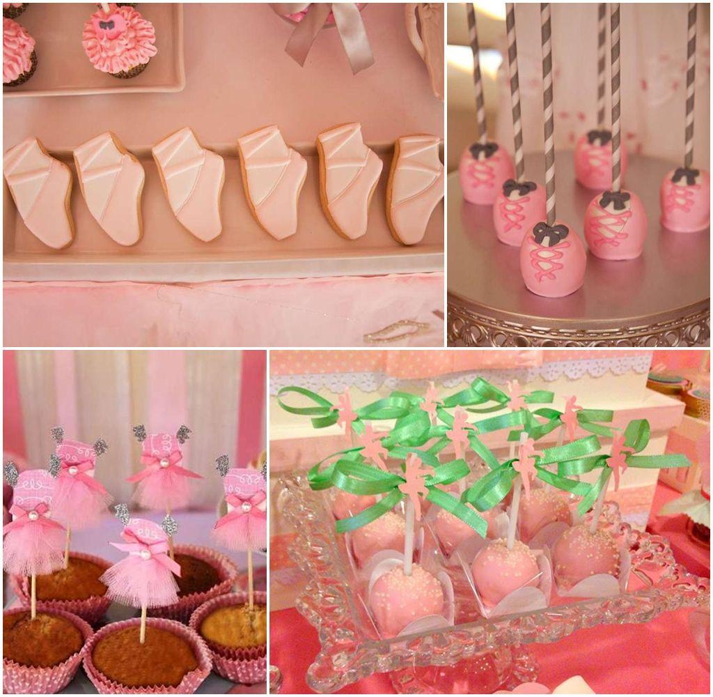Ballerina Birthday Party Food Ideas Zombie Ballerina Party City