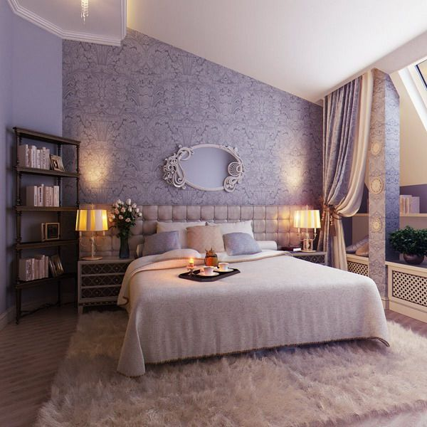 80 Inspirational Purple Bedroom Designs U0026 Ideas