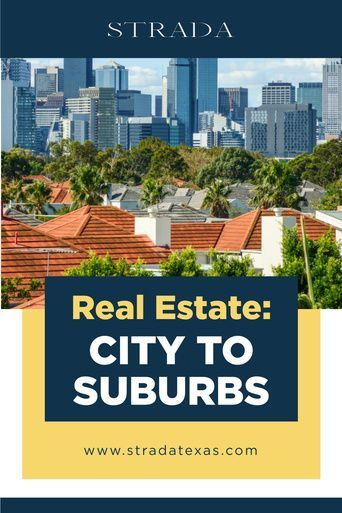 There has been much talk around the possibility that Americans are feeling less enamored with the benefits of real estate in a large city and now may be longing for the open spaces that suburban and rural areas provide. #realestatemarketing #realestateinvesting #realestateagent
