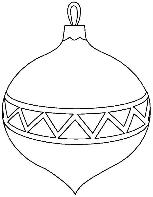 Image result for christmas bulb outline Christmas Pinterest