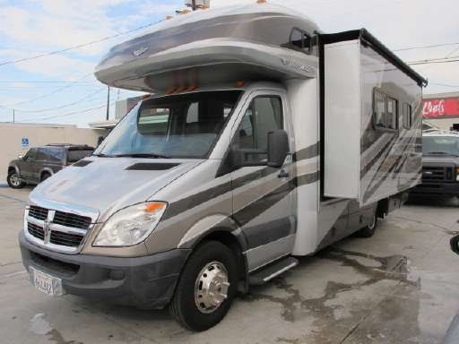 Check Out This 2009 Fleetwood Pulse 24a W Only 28k Mi Sprinter
