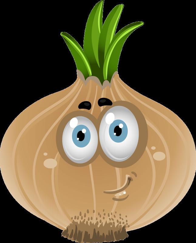 Смешные рисунки овощей