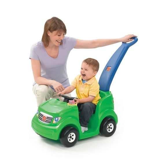 Step2 Push Around Sport Buggy Ride Toddler Push Car Cup Holder Horn ...